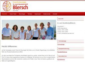Dr. med. Blersch