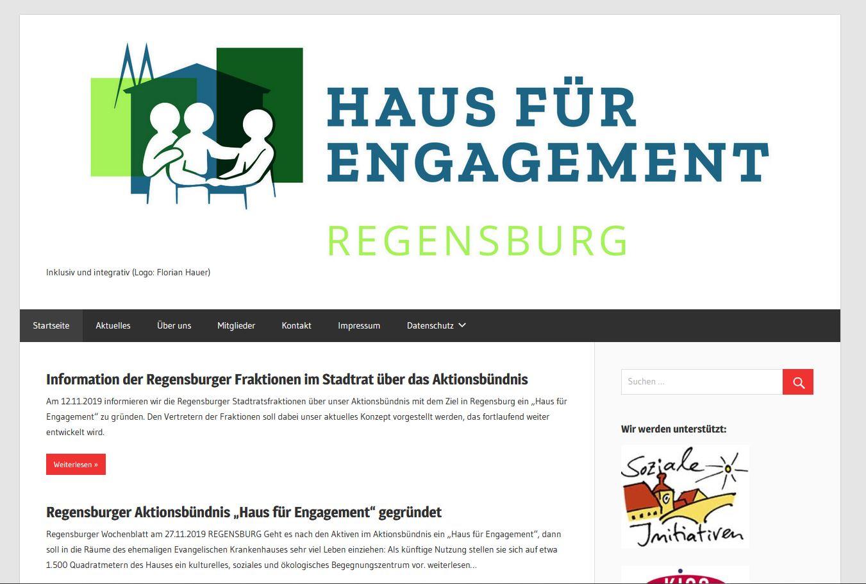 Haus für Engagement Regensburg